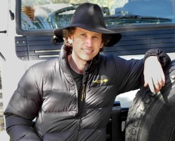 Carl Burden, Park Trek gude