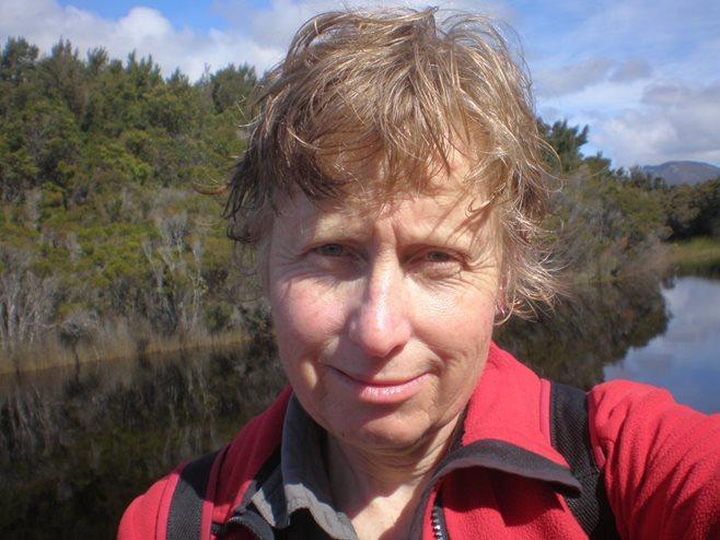 Ann McCoy - Park Trek Guide