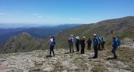 Snowy Mountains walking tour