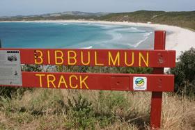Bibulmun track
