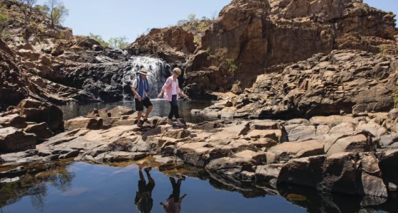 Kakadu and Beyond - 9 day walking tour