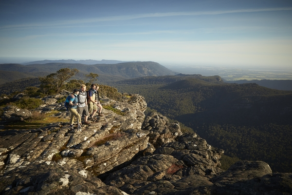 Grampians peak