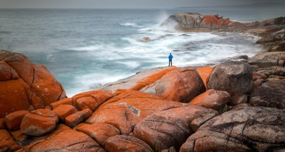 Bay of Fires - Image by Paul Fleming