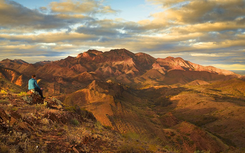 Flinders ranges women