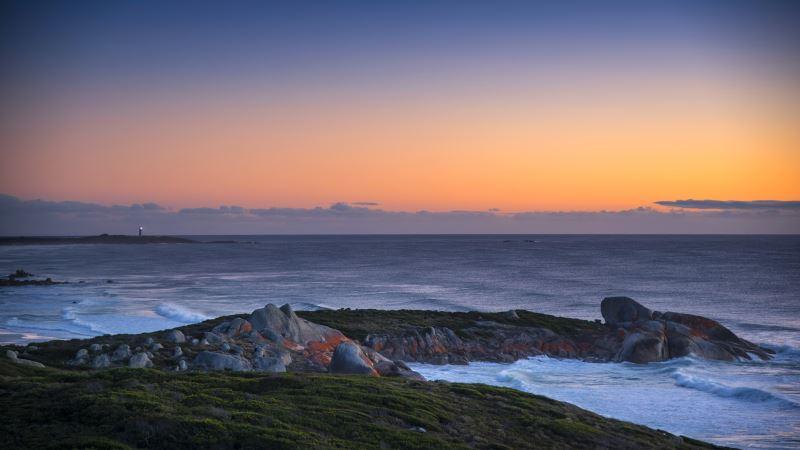 Bay of Fires Hiking - amazing coastal hike