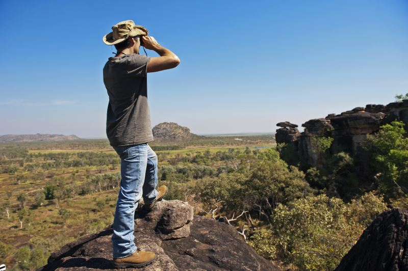 Arnhem Land and Kakadu five-day walking tour - scenic view