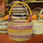 Park Trek Arnhem Land and Kakadu five-day walking tour - Woven baskets