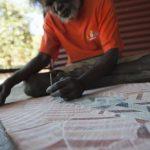 Park Trek Arnhem Land and Kakadu five-day walking tour - Aboriginal painting