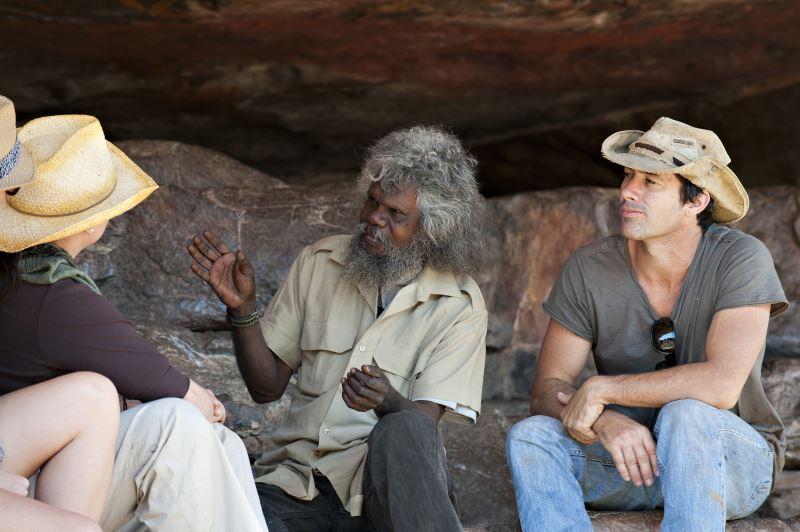 Park Trek Arnhem Land and Kakadu five-day walking tour - Aboriginal rock art tour