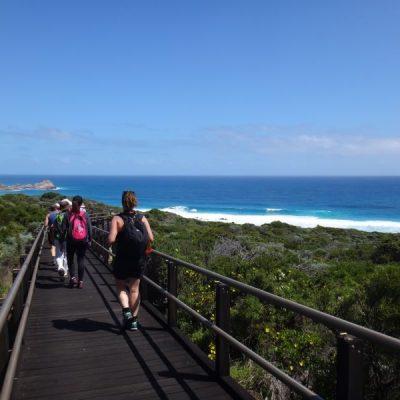 Bibbulmun Walking Track - Amazing sea views