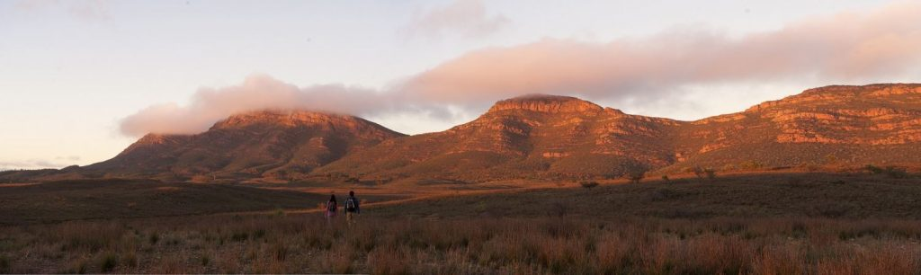 Flinders Ranges Walking Tour