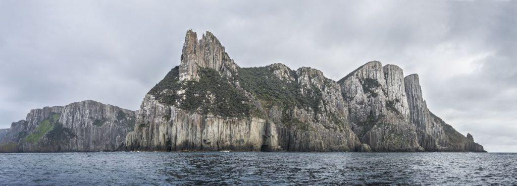 Tasmania Three Capes and Tasman Peninsula Walk - View from boat