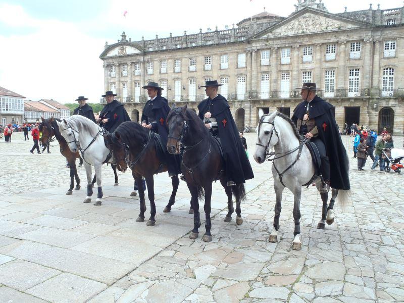 Horsemen in Portugal