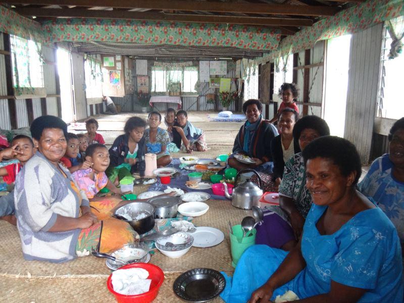 Fiji Villagers