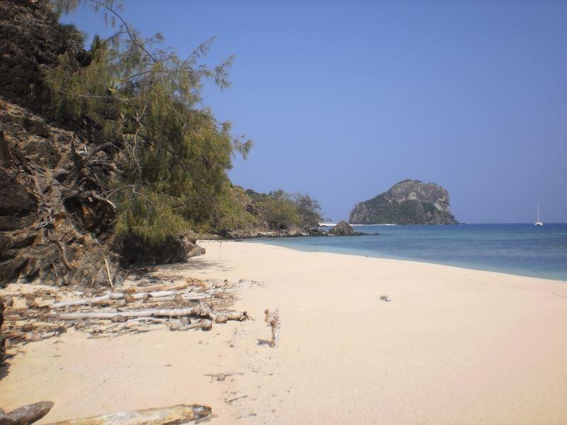 Fiji beachscape