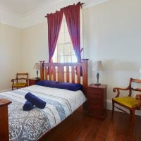 Green Cape Lightstation bedroom