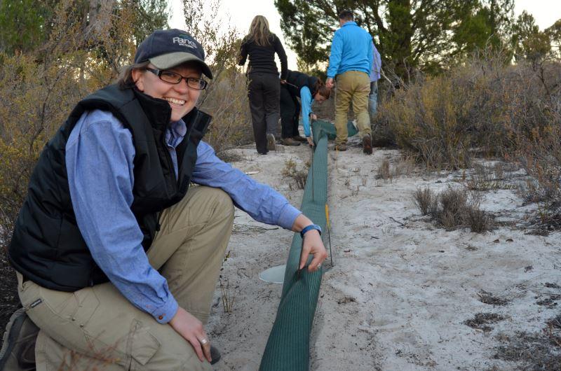 Little Desert NP conservation