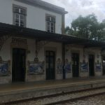 Portugal Duoro Valley Walking Tour - An old station