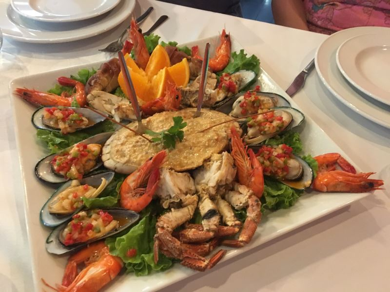 Portugal Duoro Valley Walking Tour - Delicious food awaits