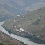 Portugal Duoro Valley Walking Tour - From high on the hill looking at the river