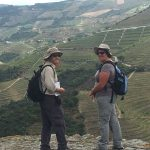 Portugal Duoro Valley Walking Tour - Hikers enjoying the scenery