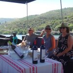 Portugal Duoro Valley Walking Tour - Relaxing on our boat tour