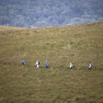 Hikers in Tasmania
