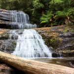 Waterfalls on the South West Wilderness walk