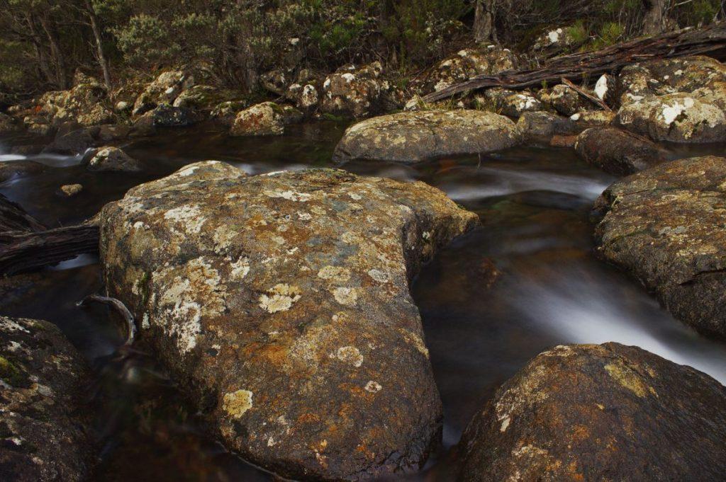 rocky stream - South West Wilderness walk