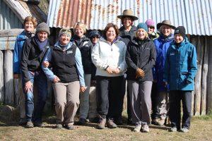 Victorian Alps Bushfire Charity Walk with Park Trek
