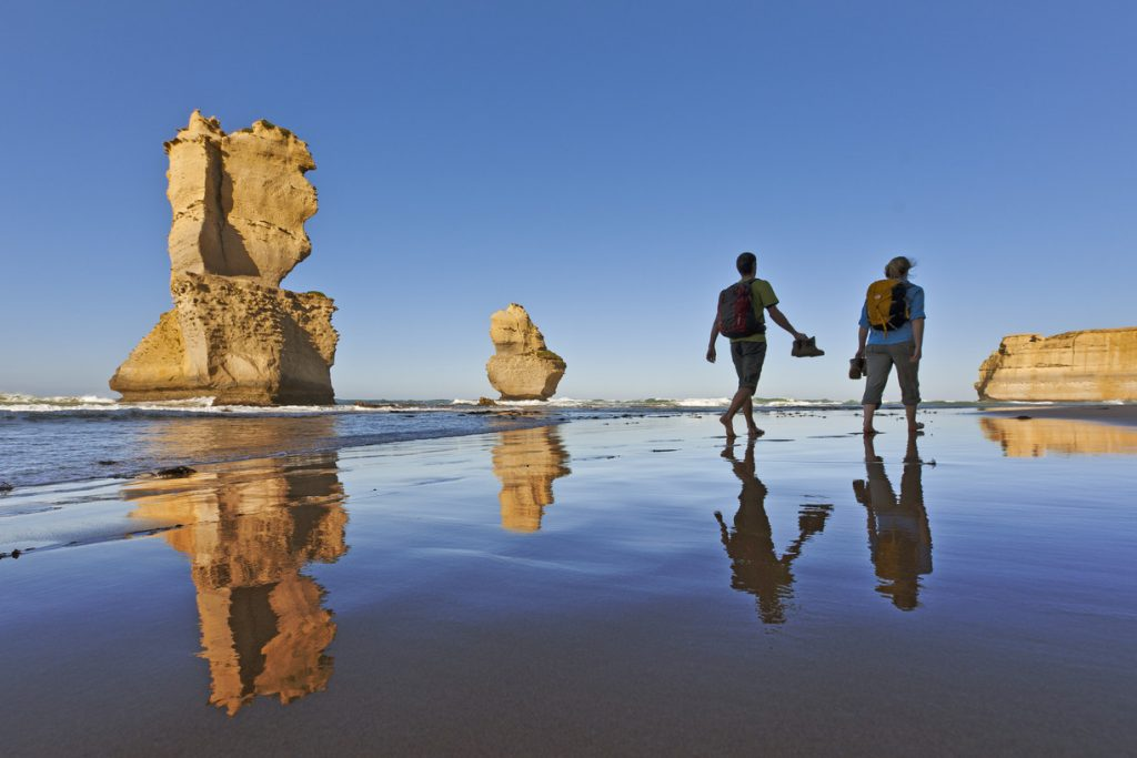 Great Ocean Walk walking tour with park trek