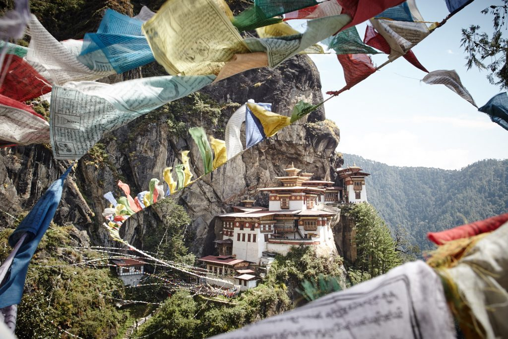 Tigers Nest Bhutan walking tour