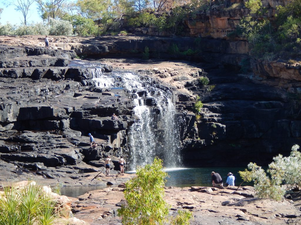 Manning Gorge - walking tour