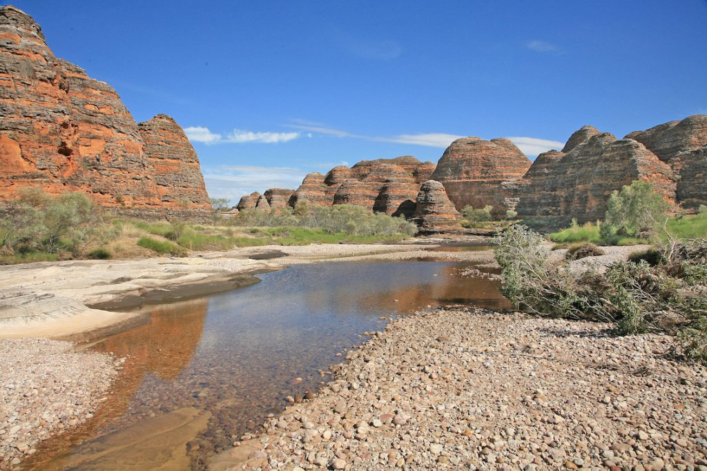 Purnululu National Park - walking tour