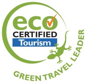 Eco Certified Tourism Green Travel Leader